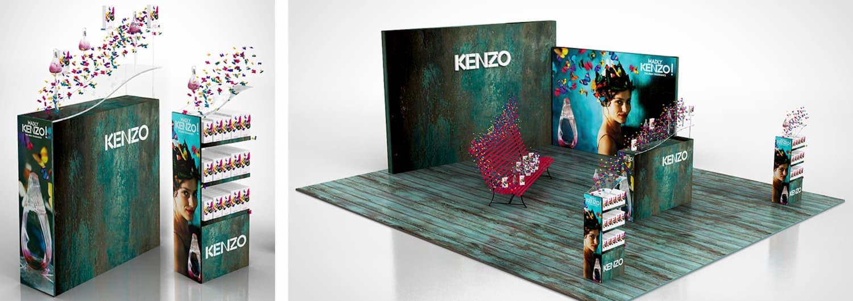 KENZO PARFUMS – MADLY EAU DE TOILETTE