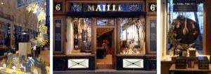 UNILEVER - MAILLE – RETAIL – VITRINE TRUFFE CÈPES